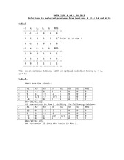 MATH 3170 SU 2013 Sect 4.11-4.16 Solutions