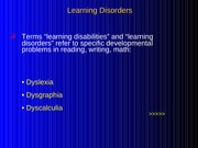 Learning+Disorders
