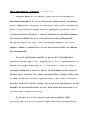 Birth of the Owl Butterflies Commentary.docx