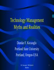 520-30+Technology+Management+Myths+and+Realities
