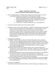 CH 7 ADHD Guided Notes-2