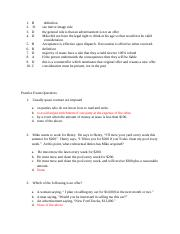 Practice Exam Questions 350 contracts.docx