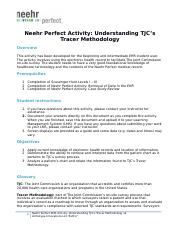 Completed Neehr Perfect EHR Activity-Understanding TJC Tracers Methodology v4-1.docx