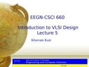 CSCI660-Lecture5