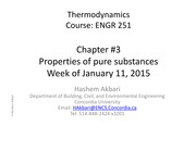 ENGR 251 LECTURE 2