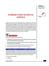 Social Science study material (2)