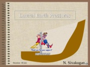 LateralEarthPressures-Sivakugan.ppt