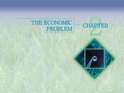 Chapter 02_The economic problem