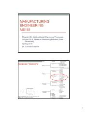 Lectures 21-22 - Chapter 28 - Nontraditional Machining Processes(1).pdf