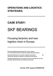 0103 Case Study SKF Bearings