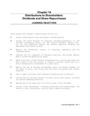 33869139-Distributions-to-Shareholders-Dividends-and-Share-Repurchases