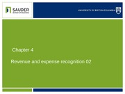 Ch04Revenue02_with solutions