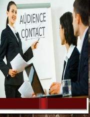 Audience contact.pptx