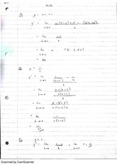 Standard Deviation Lecture Notes 5