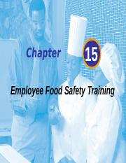 Chapter 15 Employee Food Safety Training-Handout-2