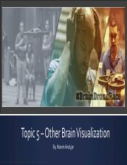 [CIS 4930] Topic 5 – Other Brain Visualizations.pdf