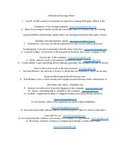 hsm 260 definition scavenger hunt Hsm 260 week 4 assignment fixed costs, variable costs,  hsm 260 week 1 checkpoint definition scavenger hunt published on dec 22, 2015 hsm-260.