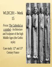 WLDC chapter 12 Gothic Architecture and Sculpture (2).ppt