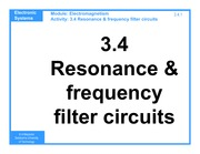 3.4_Resonance__frequency_filter_circuits
