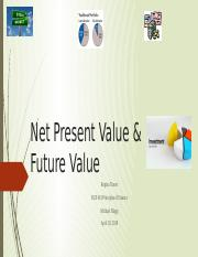 Net Present Value & Future value.pptx