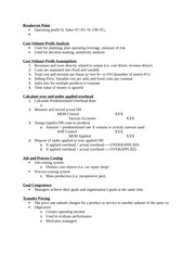 Acc 230 Final Exam Study Guide