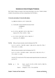 Chapter 7 Homework Problems Solutions