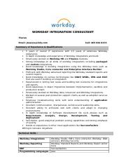 Workday Integration Tools Design Build Test Deploy Workday UI Manage