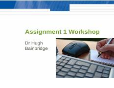 Assignment 1 - Workshop 2017 s2.pdf