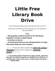 Book Drive Flyer.docx