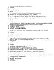 BUS 104 chapter 3 HW part 1