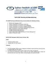 SCM_Planning_and_Manufacturing_Outline_2013