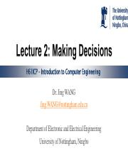 Lecture 2 - Making Decisions.pdf