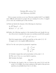 calc3-2nd-midterm-sp10