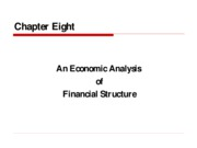 (BBA)CH8 Financial Structure