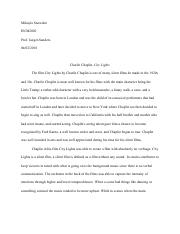 Fith Writing Reflection_ Charlie Chaplin, City Lights.pdf