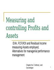 Measuring and controlling assets employed.ppt