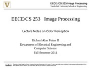 EECE253_04_ColorPerception
