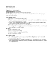 COM 100 speech 2 outline for prof.