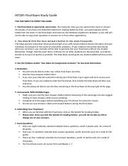 HIT205_Final_Exam_Study_Guide.docx