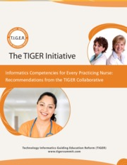 TigerReport_InformaticsCompetencies