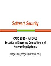 Lecture 9 Software security.pdf