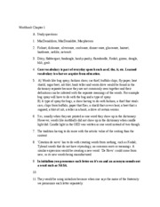 Workbook Chapter 1&2