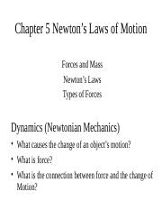 9-16- Newton'sLawsI - BB - Copy.ppt
