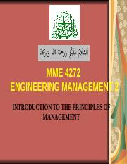 1 2014  PRINCIPLES OF MANAGEMENT.ppt