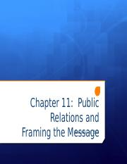 Media Communication-Public Relations(11)