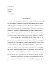 Annotated Bibliography English 201