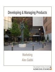 100- developing and managing products.pptx