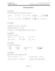 Maths WT15.16 Exercise Sheet 03