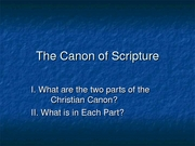 2_Contents of the Canon