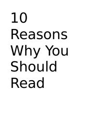 10 Reasons Why You Should Read Mike Lupica